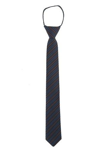 Bay Şapkacı Kravat Siyah